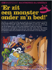 Monsters onder mijn bed BEM